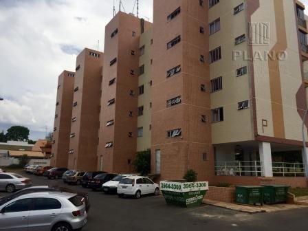 Apartamentos de 3 dormitórios em Asa Norte, Brasília - DF