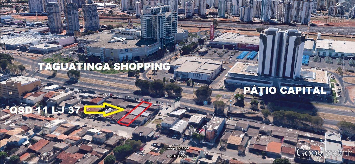 Loja à venda em Taguatinga, Brasília - DF